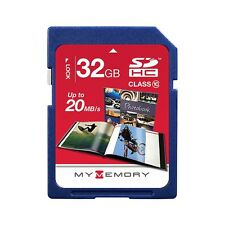 MyMemory 32GB SD SDHC Memory Card Class 10 For Digital Camera