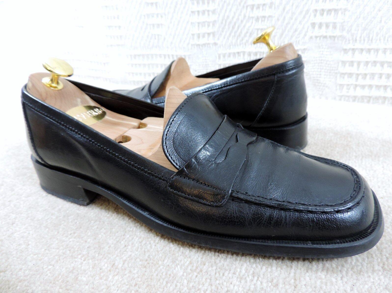 Diego Bellini Italian  Uomo Penny Loafers Good for Church UK 6 US 7 EU 40