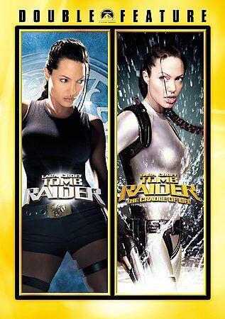 """Lara Croft Double Feature: Tomb Raider/Cradle of Life"" DVD"