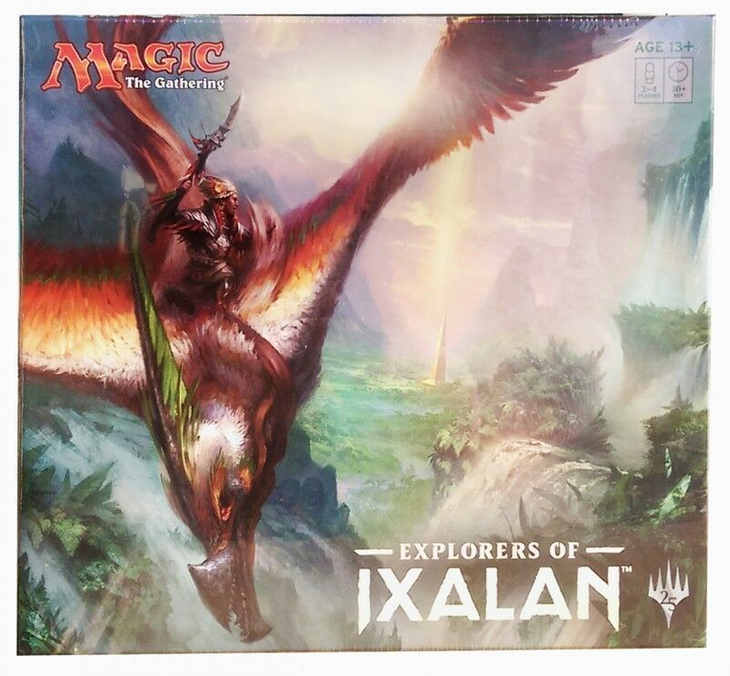 Explorers Explorers Explorers of ixalan-Magic the Gathering MTG MULTI PLAYER-inglese fa598e