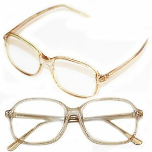Jelly-Readers-Reading-Glasses-REAL-GLASS-Lens-Women-039-s-Classic-Olive-Frame-2-50
