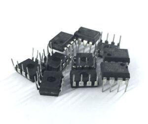 5pcs TS555CN TS555 LOW POWER SINGLE CMOS TIMERS DIP-8