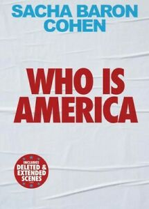 Who Is America? [New DVD] 2 Pack, Ac-3/Dolby Digital, Amaray Case, Dolby, Subt