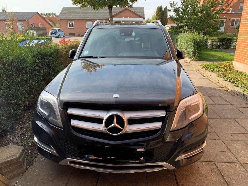 Mercedes, GLK220, 2,2 BlueTEC aut. 4-M Van