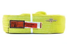 Ee2 904 16 Nylon Lifting Sling Strap 4 Inch 2 Ply 16 Foot Feet Length