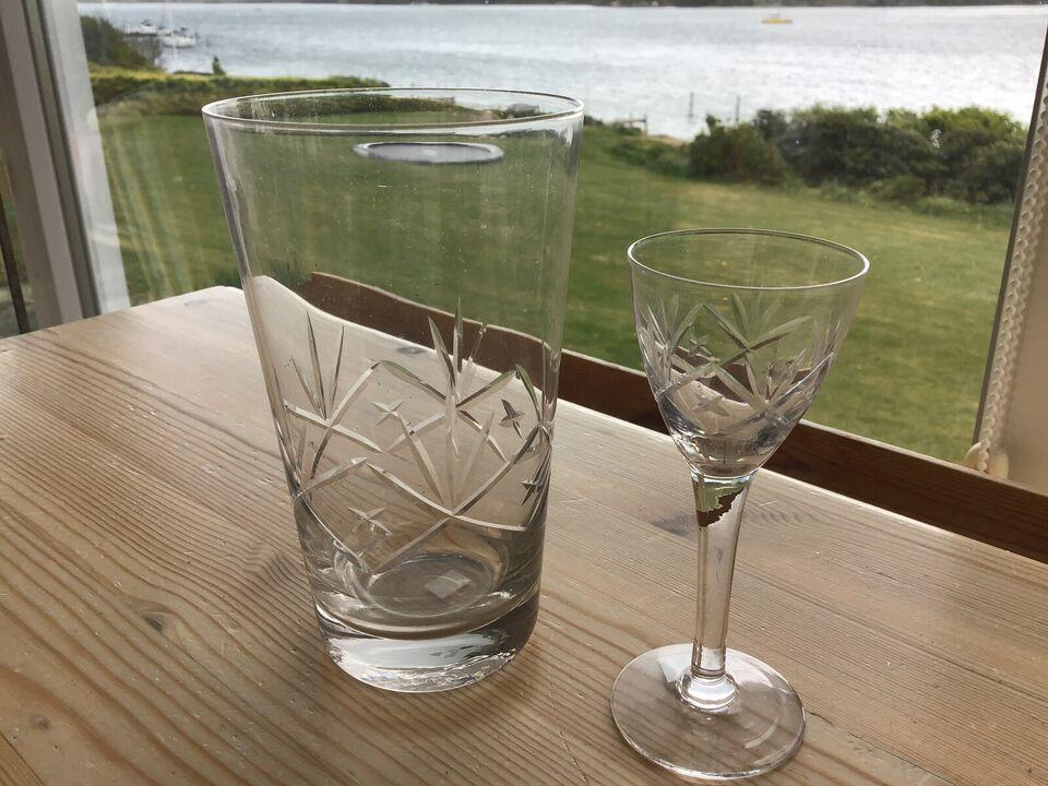 Glas, Ølglas og snapseglas, Ulla