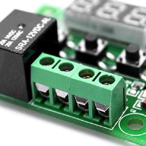 DC12V Temperatur Regler Thermostat Thermo Temperaturschalter Sensor
