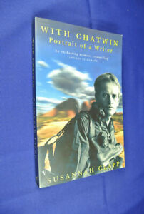 WITH-CHATWIN-Susannah-Clapp-BRUCE-CHATWIN-TRAVEL-WRITER-BIOGRAPHY-book