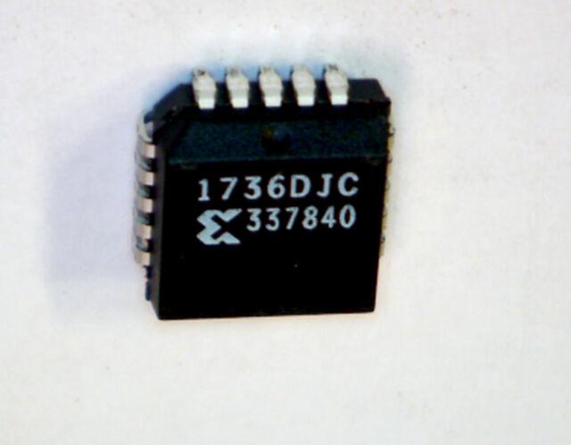 5x 1765DPC XILINX Serial Configuration PROM SCP FPGA XC1700D Family IC
