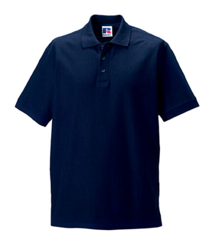 Russell 577M Finest Cotton Mens Casual Sports Polo Shirt XS-4XL