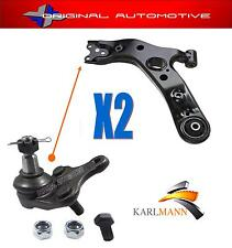 FITS TOYOTA CELICA ZZT23 1999-2005 FRONT LOWER WISHBONE ARM BALLJOINTS