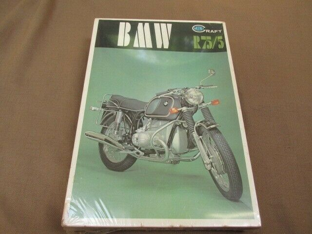 Bmw R75 5 1 10th Hasegawa Model Motorcycle Kit For Sale Online Ebay