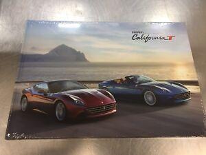 Original Ferrari California T Prospekt P N 70003419 Ebay