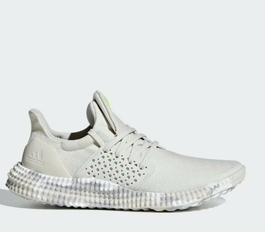 Adidas Athletics 24 7 Tr W BD7226 RAW WHITE   HI-RES YELLOW   CLOUD WHIT sz6.5