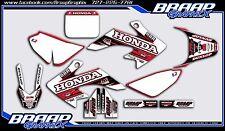 Honda CRF-50 04-12 Graphics Kit White