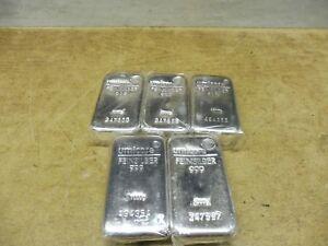 Silberbarren-1-KG-1-KG-Silber-Barren-1000-gramm-Umicore