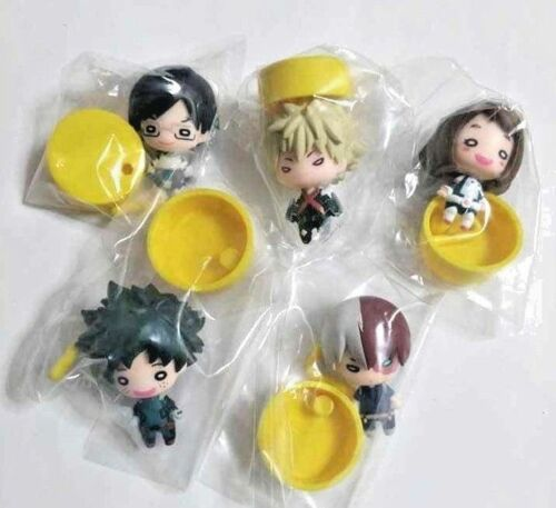 My Hero Academia Nitotan Mascot Collectible Display Figure Izuku Midoriya @86482