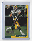 1998 PACKERS Jeff Thomason signed card AUTO Upper Deck Green Bay Autographed