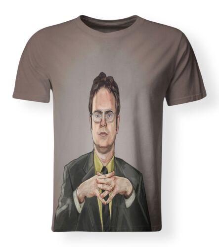 7XL L/'office 3D T-shirt drôle TEE Michael Scott Haute Qualité fashion taille S