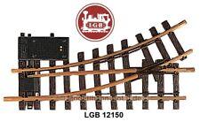 35220 Weiche links Spur G R1 30° Piko Gartenbahn