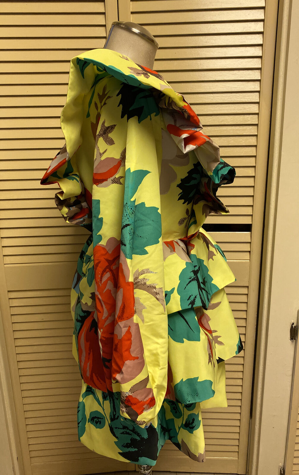 Christopher John Rogers X Target Size 0 Floral Lo… - image 4