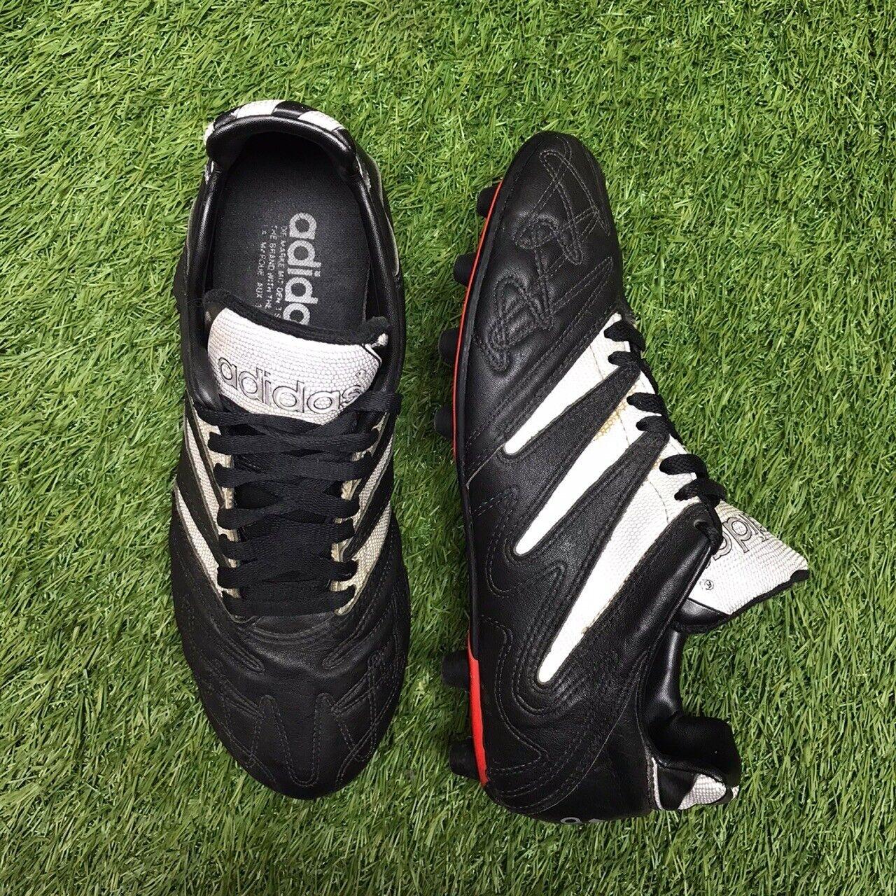 Adidas Questra Finale Liga FG 015290 9 US FIFA World Cup 1994 RARE