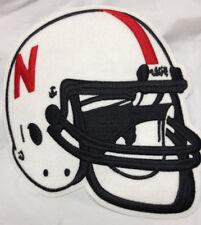 University Of Nebraska Cornhuskers NCAA Div I Large Patch Big Red Huskers Big 10