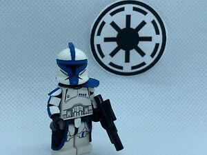 Stealth Pilot set SPECIAL Lego Star Wars minifigures Clone Custom Troopers