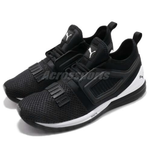 Running 191293 Ignite Training Sneaker Shoes Men 01 Black Limitless 2 Puma White YwqBZn4