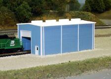 PIKESTUFF N 541-8002 *SMALL ENGINE HOUSE * STRUCTURE KIT PLASTIC/PLASTICWINDOWS