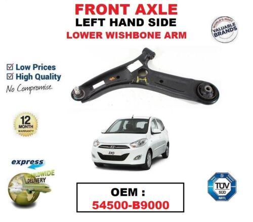 54500-B9000 FRONT AXLE LEFT HAND SIDE Lower WISHBONE ARM for HYUNDAI i10 OEM
