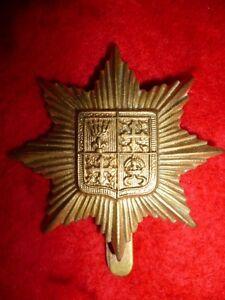 13th-London-Regiment-Kensington-Rifles-Brass-Cap-Badge-KK1839