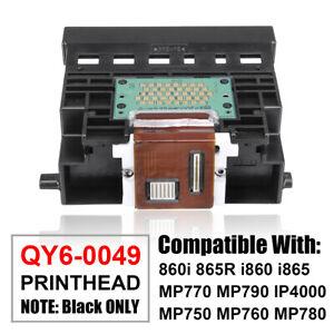 Qy6 0049 Druckkopf Für Canon 860i 865 I860 I865 Mp770 Mp790 Ip4000 Ip4100 Black Ebay
