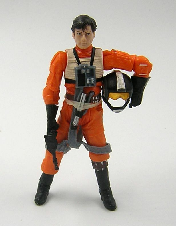 Star Wars Loose Corran Horn Jedi X Wing Pilot Legacy Collection Droid Factory