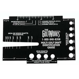 GolfWorks-Golf-Shaft-Tip-Gauge-Ruler-Size-Identification-Measurement-Tool
