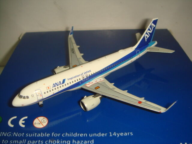All Nippon Airways ANA A320-200WL Neo  Inspiration of Japan  1 400 JA211A
