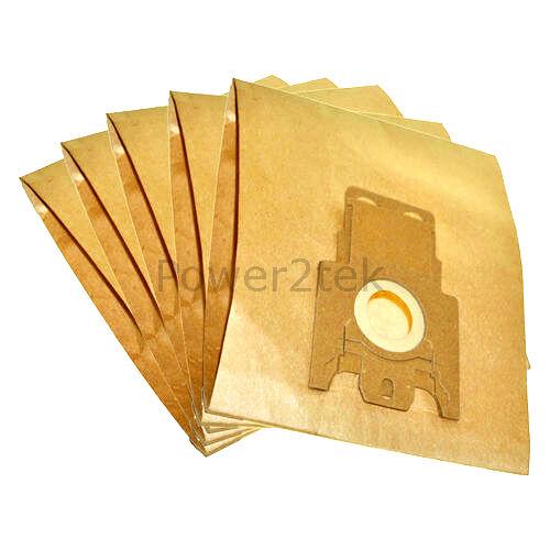 10 x sacchetti per aspirapolvere FJM Per Miele s566i s570 s571 Hoover UK