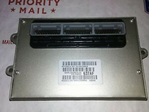 Details about REMAN JEEP GRAND CHEROKEE 4 0L ECM ECU PCM P56041637AF  COMPUTER WARRANTY 637AF