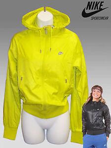 Nike-Windrunner-resistente-all-039-ACQUA-classiche-da-donna-Donna-Giacche-GUSTO