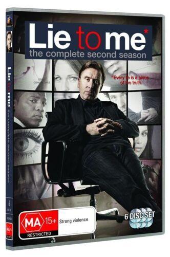 1 of 1 - Lie To Me - Season 2 : NEW DVD