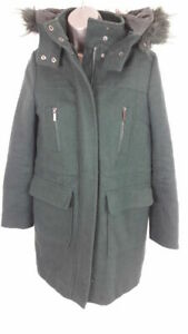 WOMENS-ATMOSPHERE-ZIP-UP-BUTTON-WINTER-COAT-JACKET-HOODED-UK-6