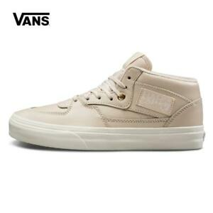 3ba3fce9fa SALE WOMENS VANS CAB DX LEATHER WHISPER PINK GOLD VN0A3DP4OES BRAND ...