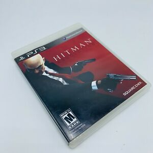 Hitman-Absolution-Sony-PlayStation-3-2012-Complete-Tested