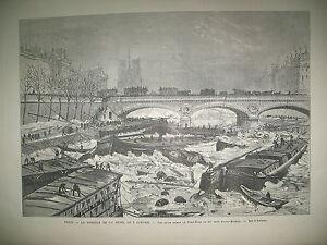 PARIS-DEBACLE-DE-LA-SEINE-ECOSSE-PONT-DE-LA-TAY-ATTENTAT-ROI-ESPAGNE-MADRID-1880