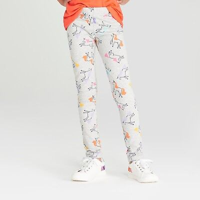 New Girls Cat /& Jack cute Cats or Unicorn Print Tights White different sizes