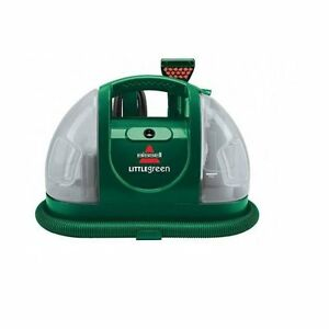 BISSELL LITTLE GREEN MACHINE-COMPACT MULTIPURPOSE CARPET ...