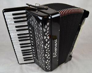 Akkordeon-E-Soprani-Mod-964-KC-4-choerig-96-Bass-Accordion-by-Paolo-Soprani