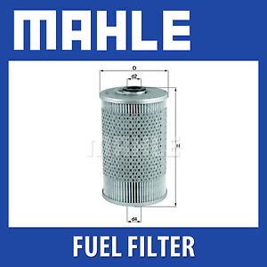 MAHLE-Filtro-carburante-kx37