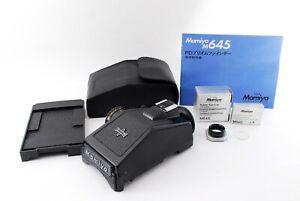 034-eccellente-4-034-Mamiya-M645-PD-Prism-Finder-per-M645-1000S-DAL-GIAPPONE-7703