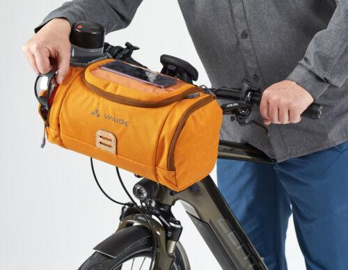 Vaude eBox E-Bike Lenkertasche Fronttasche Fahrradtasche KlickFix Flaschenhalter